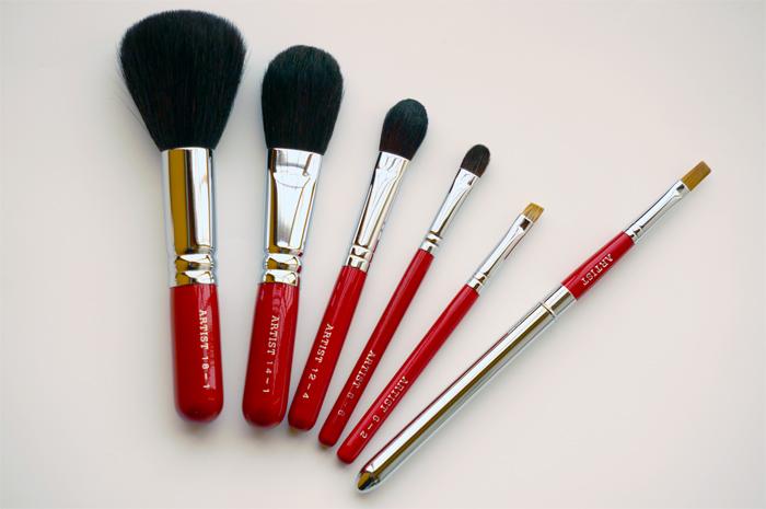 熊野筆化粧筆S-14